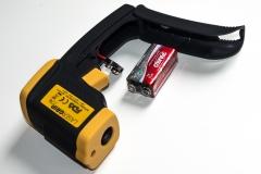 Etekcity - LaserGrip 774 - Messgerät_Batteriefach