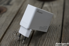 Foxnovo 4-Port-USB-Ladegerät - Front