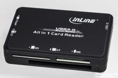 InLine® Cardreader - Cardreader SiteA
