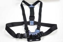 Luxebell®-5-in1-Gopro-Actioncam-Zubehör-Set_Brusthalterung1