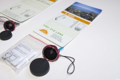 Patuoxun® 3-in-1 Smartphone Objektive-FishEye