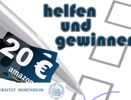 Helft Anja Briehl und gewinnt einen 25 EUR Amazon Gutschein