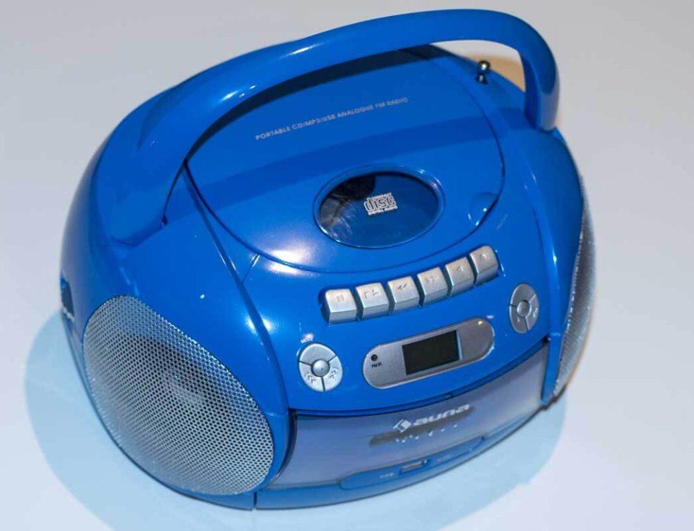 Auna Boombox – Kompaktanlage, Stereoanlage
