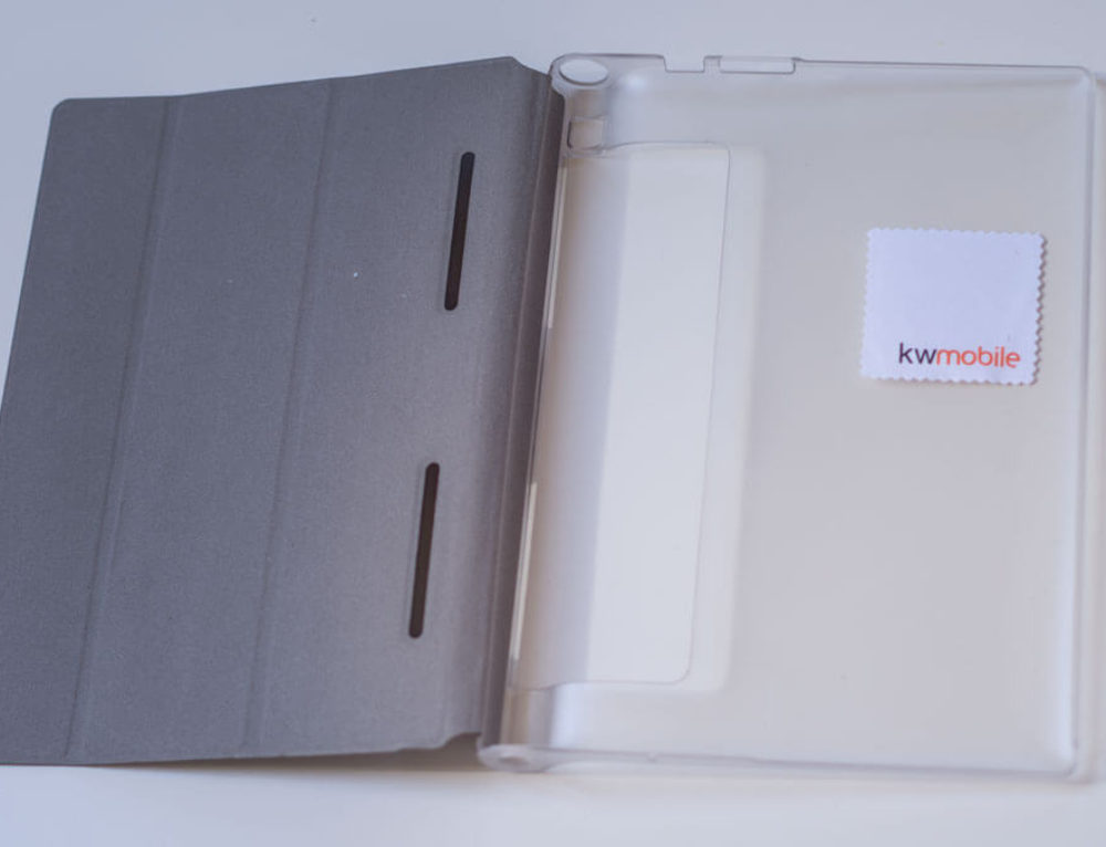 kwmobile Smart Cover Case – Lenovo YOGA Tablet 3-10 mit Ständer