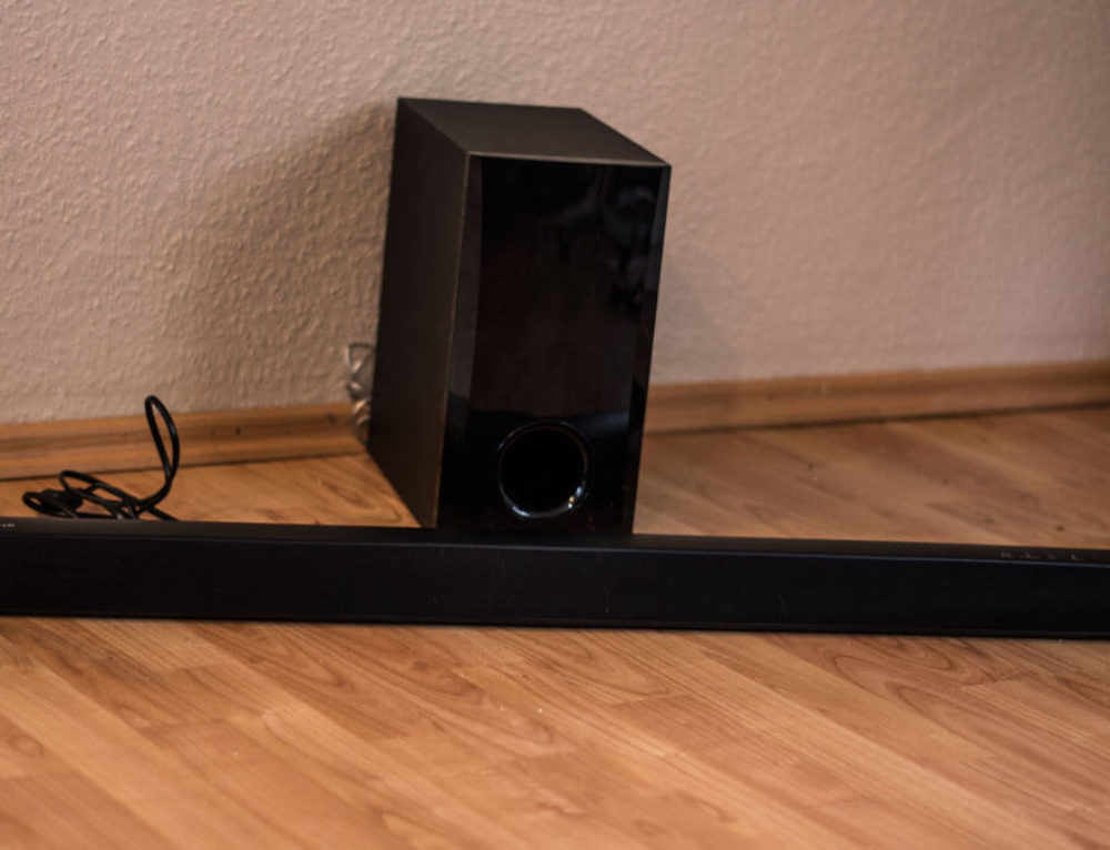 LG DSH3 Soundbar 2.1