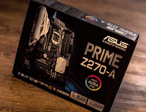 Asus Prime Z270-A 1511 Mainboard