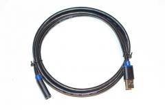 deleyCON-USB-3.0-Verlängerungskabel-Kabel