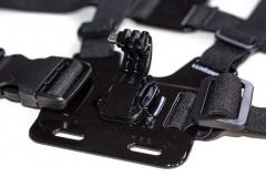 Luxebell®-5-in1-Gopro-Actioncam-Zubehör-Set_Brusthalterung2