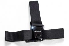 Luxebell®-5-in1-Gopro-Actioncam-Zubehör-Set_Kopfhalterung2