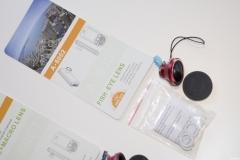 Patuoxun® 3-in-1 Smartphone Objektive-FishEye2