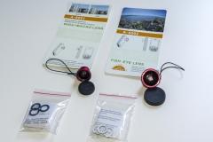 Patuoxun® 3-in-1 Smartphone Objektive-Lieferumfang