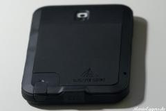 Patuoxun® Note 3 Gehäuse - montiert_rückseite