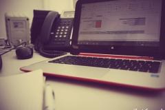 Im Office Einsatz