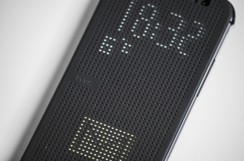 HTC Dot View Cover (One M8)