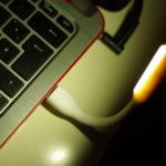 esorio® Premium LED Leselampe USB