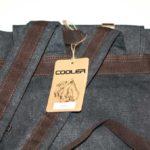 COOLER Vintage Canvas Rucksack