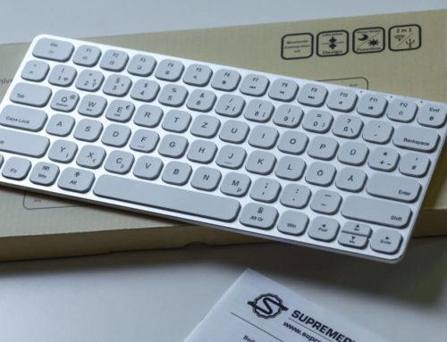 Supremery – Bluetooth Tastatur HB186