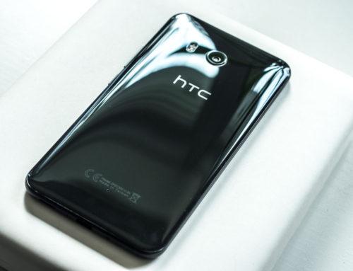 HTC U11 – 64 GB – Brilliant Black