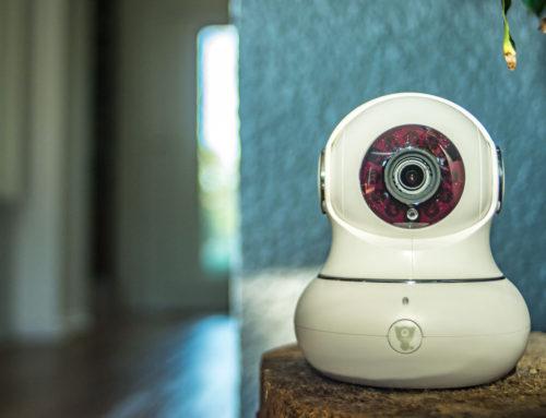 littlelf LF-P1s – Pan & Tilt Überwachungskamera