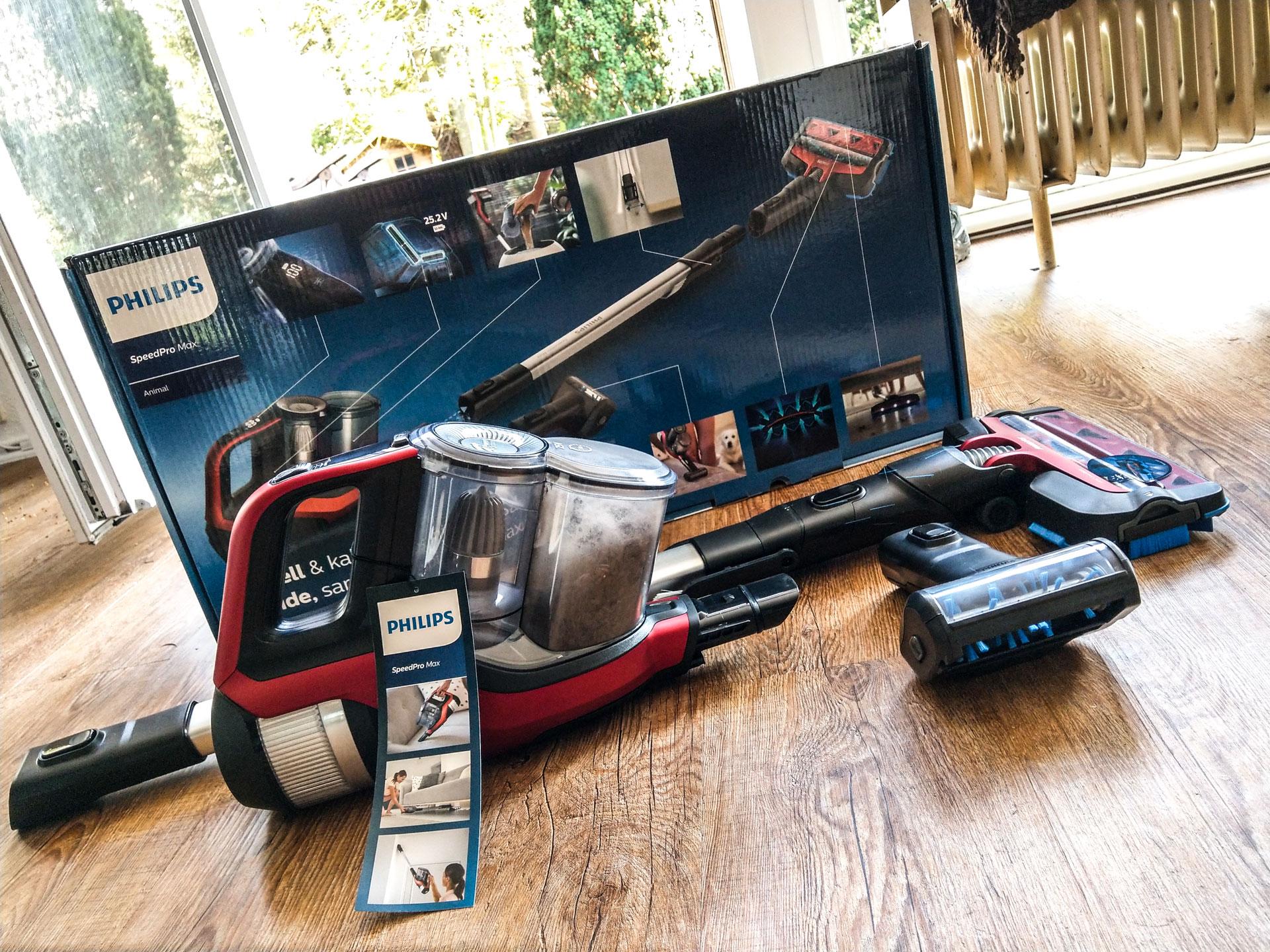 Philips SpeedPro Max - Staubsauger - FC6823
