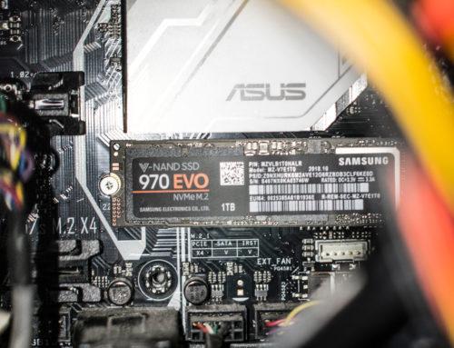 Samsung 970 EVO M.2 SSD – 1TB
