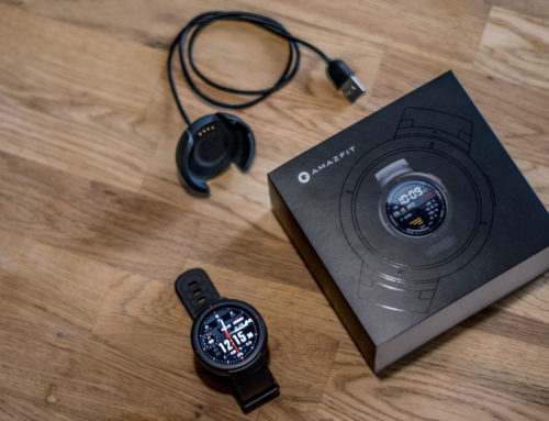 Huami AMAZFIT Verge – Smartwatch