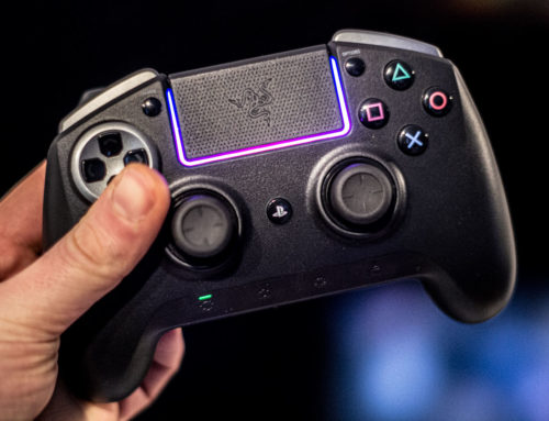 Razer Raiju Ultimate 2019 – PS4/PC Gaming-Controller